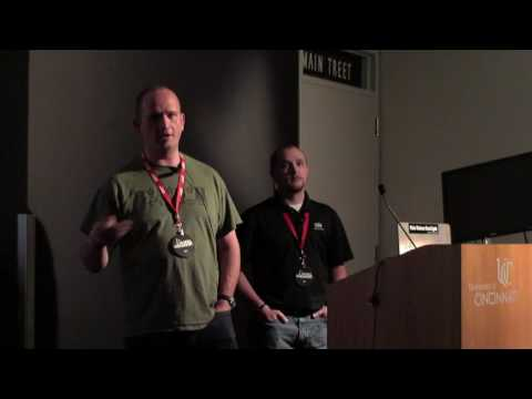 BSides Cincinnati 2017 3:00 PM - Doug Burns/Nik Whitis -The Case for Password Auditing in Enterprise