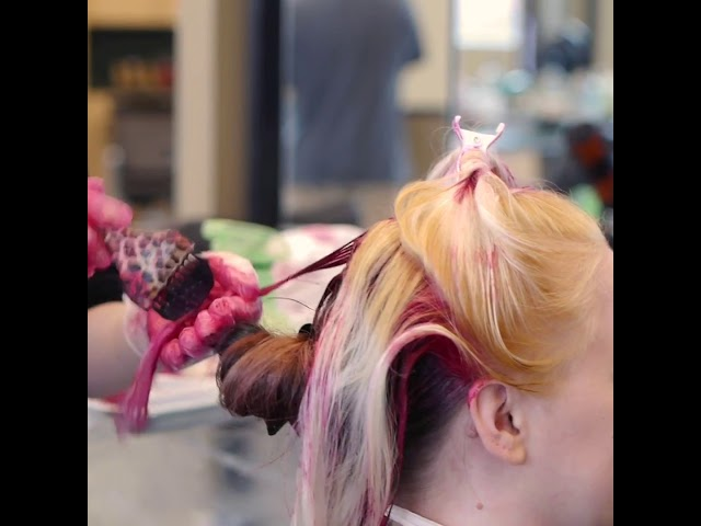 Boomerang - Hair Design School | Evergreen Beauty College