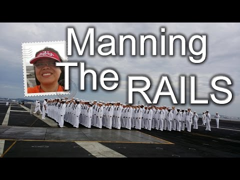 MANNING THE RAILS - The short version