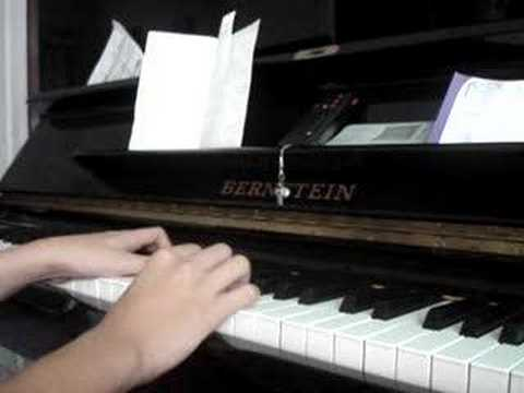 made me glad-hillsongs on piano