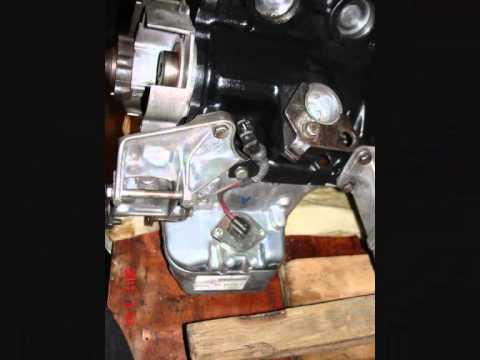 BMW E30 1989 M20b25 Engine, During rebuild ..wmv