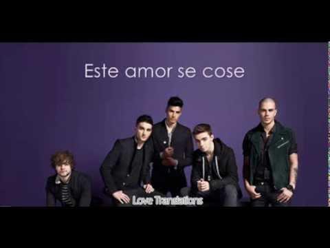 The Wanted - Love Is Sewn - Traducida al español.