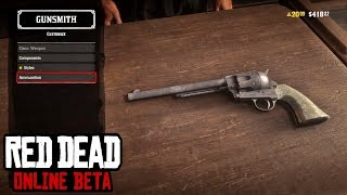 Rdr2 Cattleman Revolver Details Video Search Results Rdr2