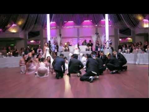 Best Wedding Entrance - Harlem Shake