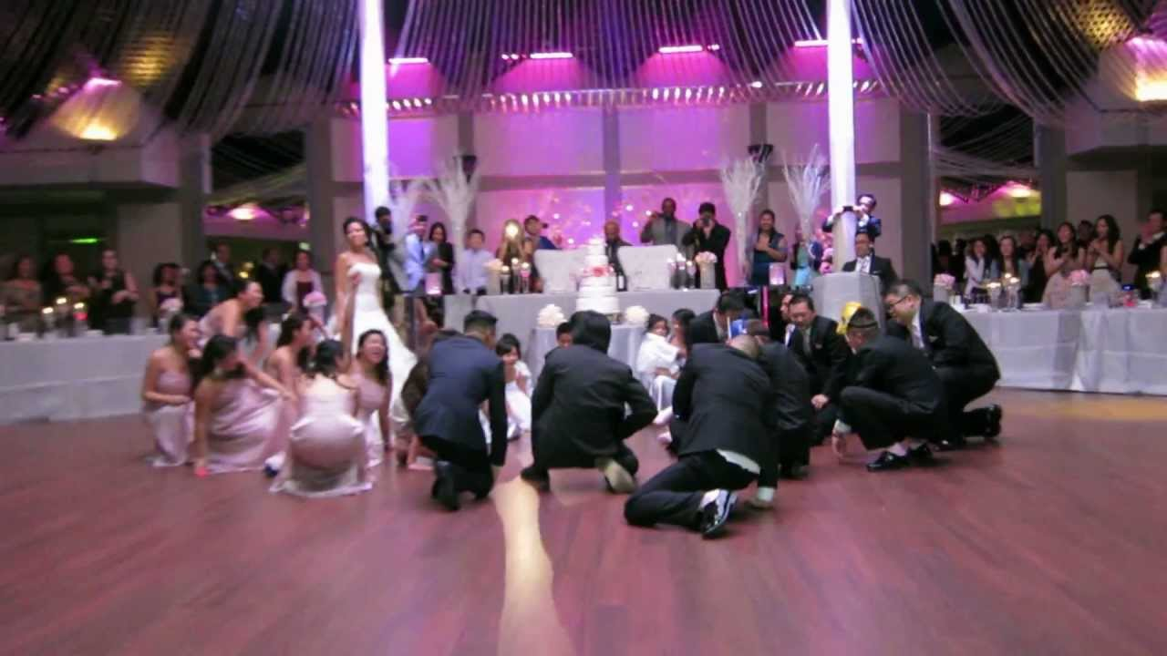 Best Wedding Entrance - Harlem Shake - YouTube