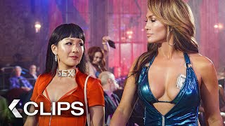 HUSTLERS Clips & Trailer German Deutsch (2019)