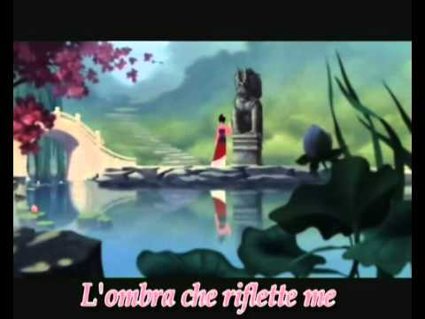 Mulan - Il mio riflesso ( Testo )