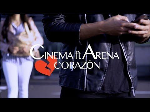 CINEMA Ft ARENA - CORAZÓN Versión Merengue Maluma ft Nego do Borel