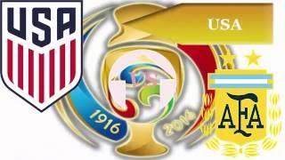 Prediksi Copa America Centenario USA vs Argentina 22 Juni 2016 luckybet168.co