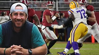 NFL Draft Analysis: Tua Tagovailoa - Part 3