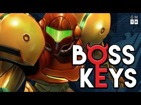 The World Design of Metroid Prime | Boss Keys