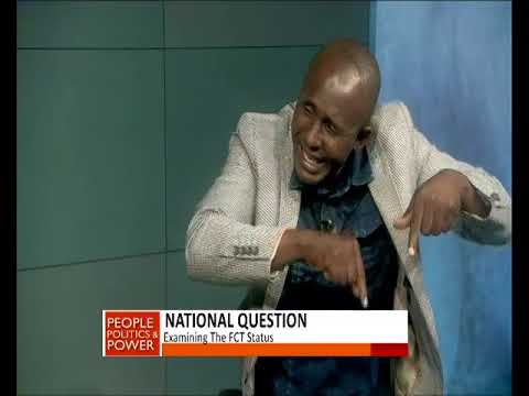 NATIONAL QUESTION : Examining The FCT Status