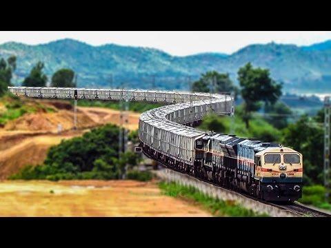 Revenue Generators of  Indian Railways - Freight Trains