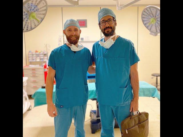 Closed atraumatic rhinoplasty fellowship program by dr. Tas with dr. Artem bakushev