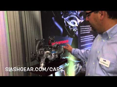 Ford 2015 2.3L Ecoboost engine for 2015 Ford Mustang