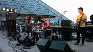 Trans Am - Naked Singularity Live at the Rock and Roll Hall of Fame - Cleveland, Ohio