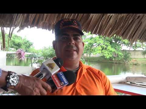 FERNANDO CASTILLO DIR DEFENSA CIVIL HIGUEY HABLA DE LA YOLA QUE NAUFRAGO FRENTE A CABEZA DE TORO