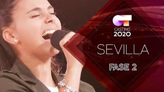 OT CASTING SEVILLA | FASE 2 | OT 2020