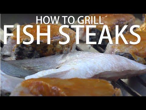 Fish Steaks Recipe