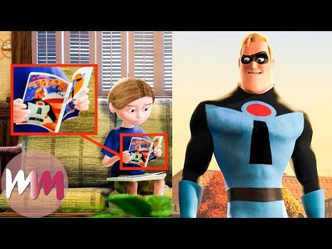 Top 10  Finding Nemo Easter Eggs You MISSED