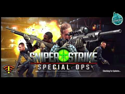Best sniping game ever🙌🙌😎😎   DGT trying sniper strike 😎😎