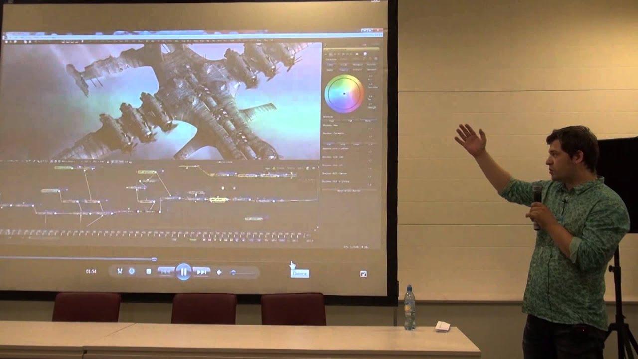Создание короткометражного 3D мультфильма своими силами | Дмитрий Федотов | Лекториум