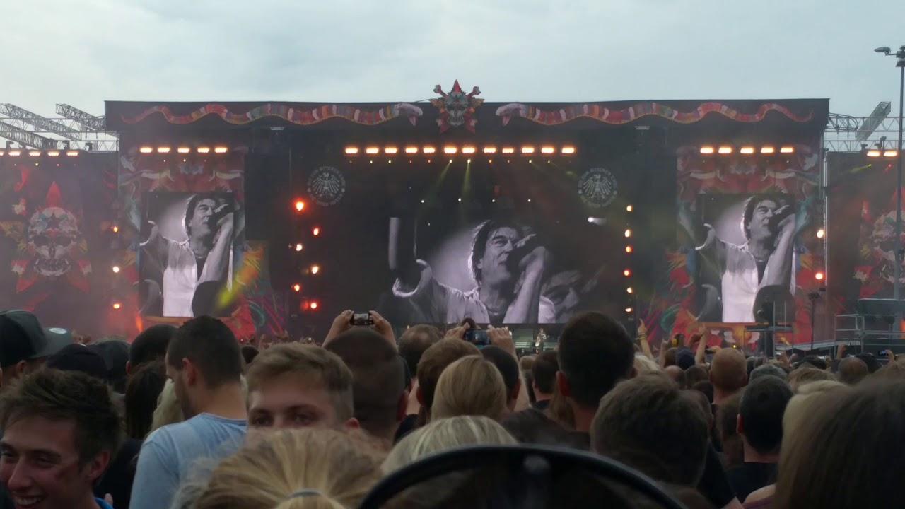 Die Toten Hosen - Bonnie und Clyde, Altes Fieber - Live in Stuttgart 21.07.2018