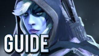Dota 2 Guide - Drow Ranger
