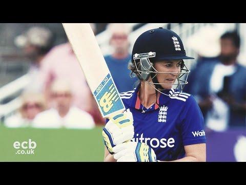 Charlotte Edwards - England legend