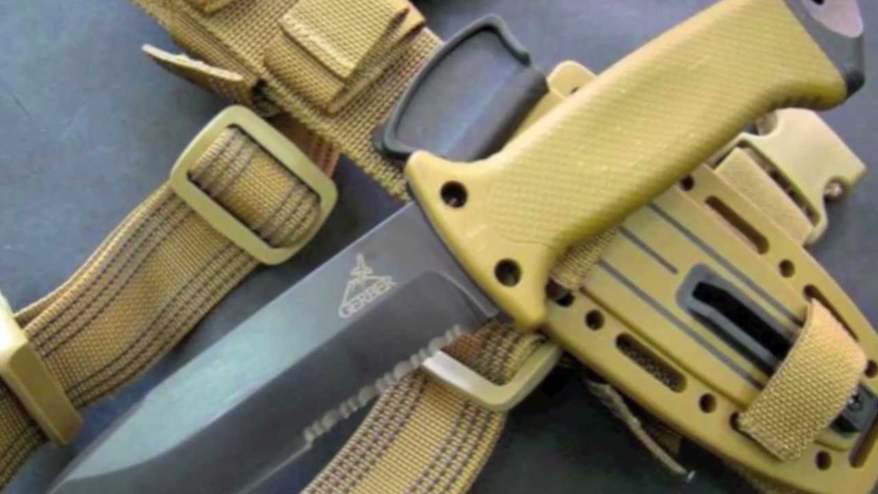 Gerber LMF II Review - Best Survival Knife For The Money?