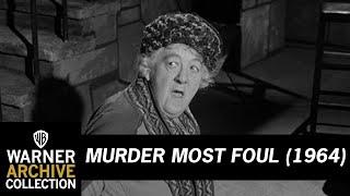 Murder Most Foul (1964) – Backstage Murder