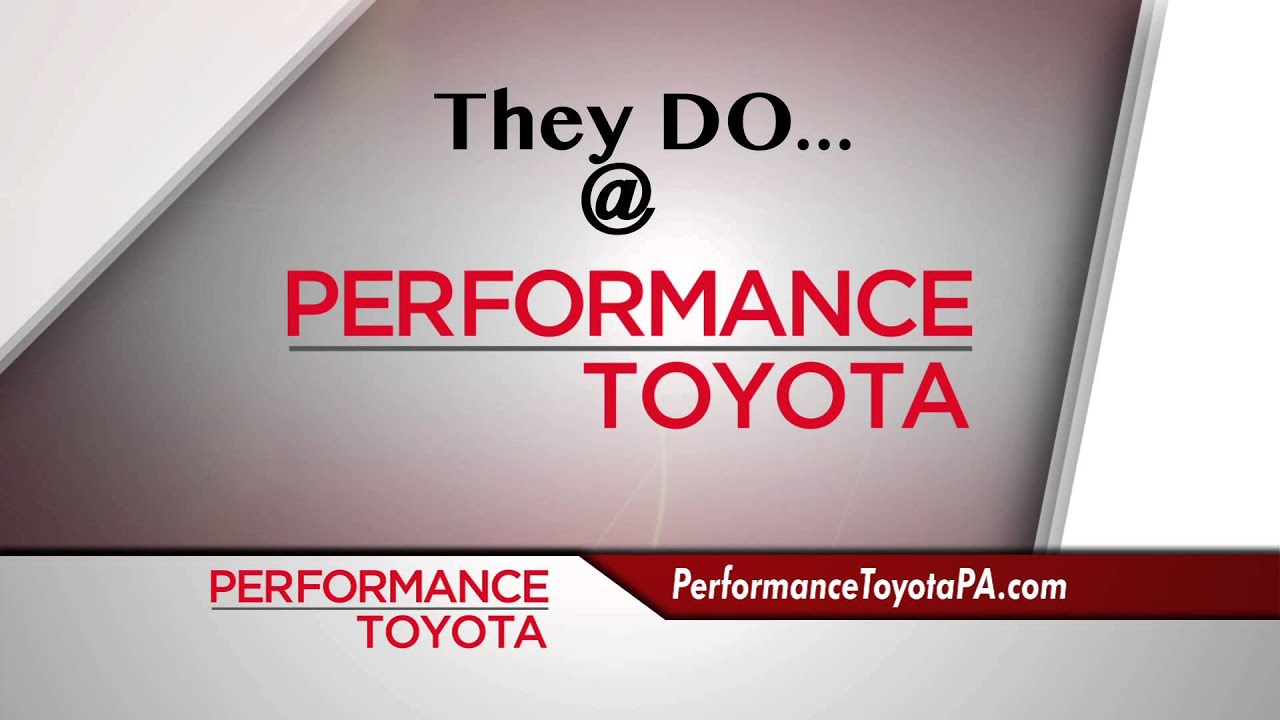 Customer Reviews From Performance Toyota Scion Dealership In Reading, PA.