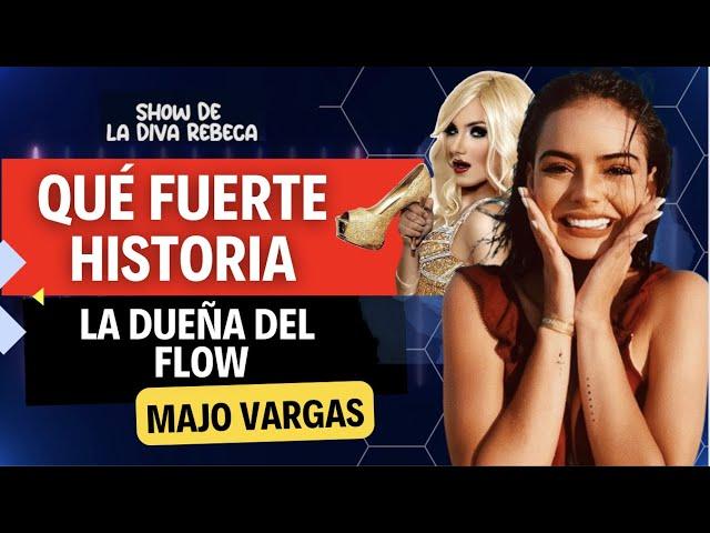 Majo Vargas, la reina del flow que creció entre balaceras. #1