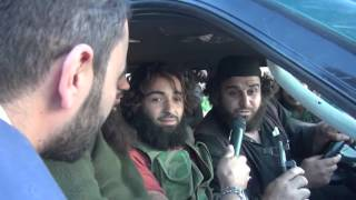 Интервью террористов ИГИЛ