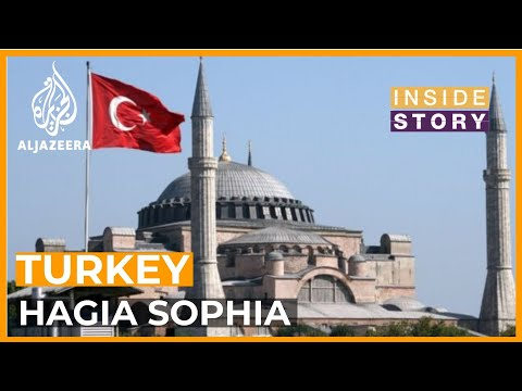 Will Hagia Sophia become a mosque again? | Inside Story