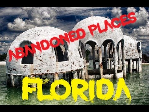Abandoned Places In Florida. Harder Hall In Sebring Florida. Historic Hotel
