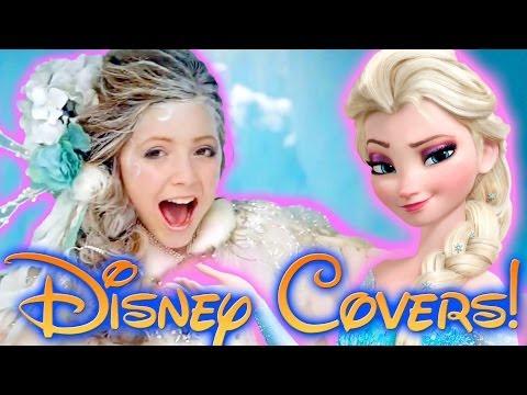 BEST DISNEY SONGS - Top YouTube Covers!