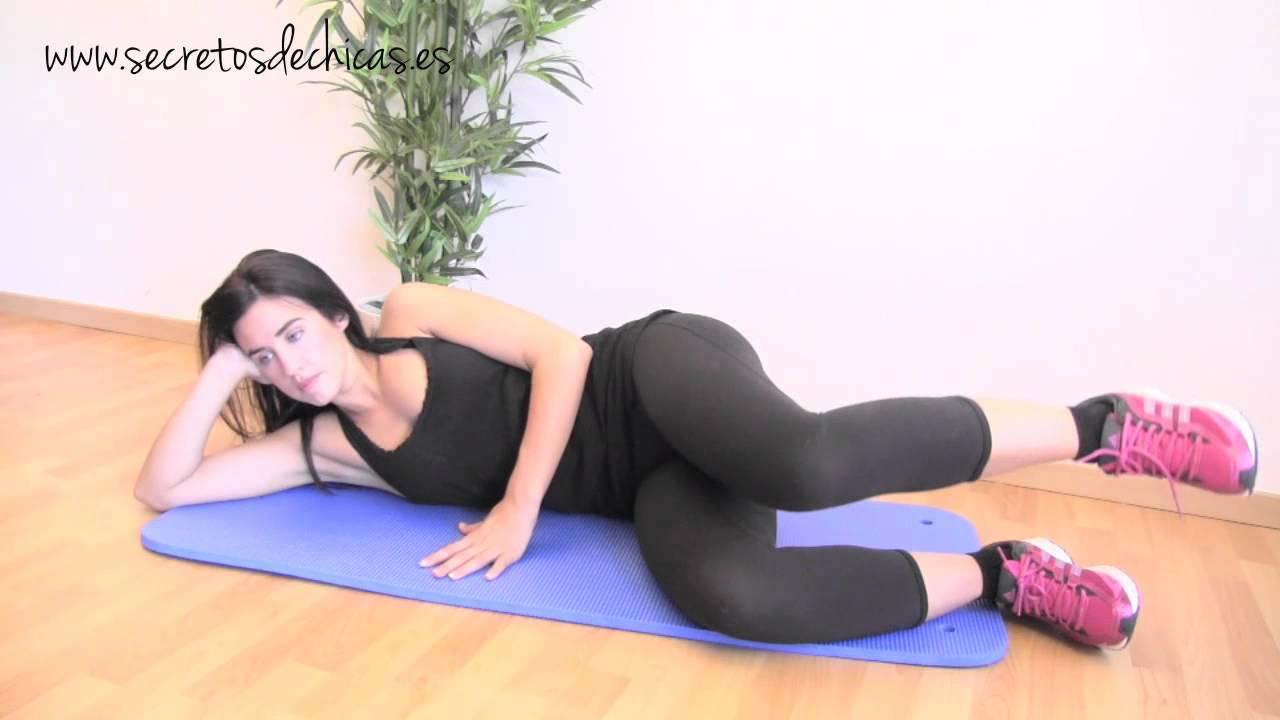 Ejercicios para adelgazar piernas internas