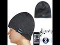 Шапка Bluetooth Hat Wireless Гарнитура Наушники Смарт Fashion 2017 year