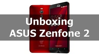 ASUS Zenfone 2 Red Unboxing In Hindi