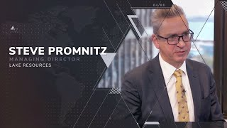Investor Stream chats with: Lake Resources Managing Director Steve Promnitz (October 20, 2020)