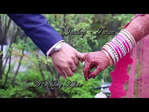 [ Jasdeep + Taran ] Wedding Highlights