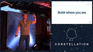 Opening Address - GitHub Constellation Singapore: Explore