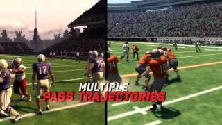 NCAA Football 13 - BRAND NEW Gameplay Trailer - HD