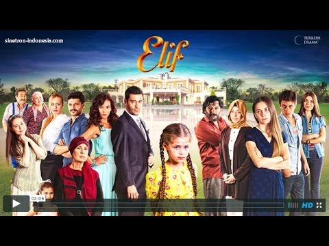 Video Promo Serial Drama Elif SCTV