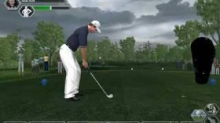 Tiger Woods PGA Tour 2008 Gameplay