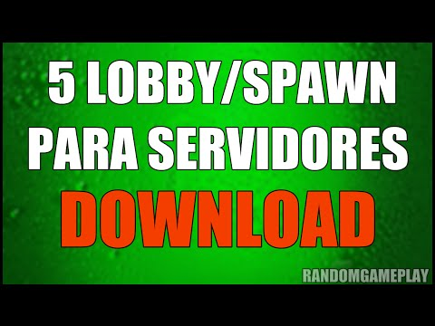 5 Lobby/Hub/Spawn Para Servidor  Download Free