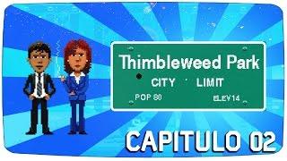 Vídeo Thimbleweed Park