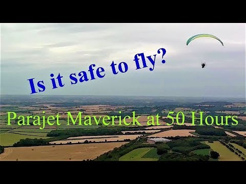 Wiltshire Man Paramotor Flying And Thoughts On Safe Flying Weather