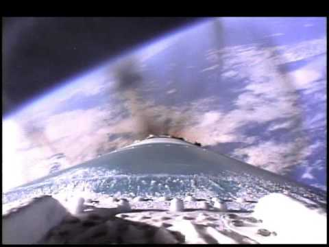 Inside a Rocket From Take Off To Orbit (External Cameras) in HD